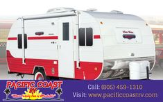 Welcome to Pacific Coast RV. Here at PCRV, we are a young and enthusiastically-operated company that believes in living the RV lifestyle. For more info call: (805) 459-1310