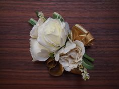 Event Decor and Floral Design — urban elements interior space Prom Corsage And Boutonniere, Corsages, Boutonnieres, Homecoming Flowers, Unique Invitations, Gold Ribbons, For Your Party, Event Decor, Corporate Events