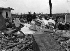 Tornado Gainesville, Ga. 1936