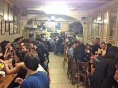 """""""Osteria del Sole em Bologna, leve a comida e pague apenas a bebida!"""" by @Alexandra Aranovich"""