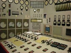 Gorgas Steam Plant, 230 | Flickr - Photo Sharing! Mission Control, Control Panel, Larry Miller, Nasa, Centre, Plants, Boards, Room, Planks