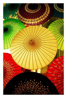 Chinese umbrella