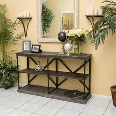 Shop for Appleton Two-Shelf Industrial Media Bookcase by Christopher Knight Home. Get free shipping at Overstock.com - Your Online Furniture Outlet Store! Get 5% in rewards with Club O!