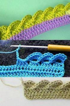 Crochet Gifts - Crochet How to crochet doily Part 1 Crochet doily rug tutorial - Háčkování # double crochet stitch Crochet Afghans, Crochet Doily Rug, Crochet Blanket Edging, Crochet Stitches Patterns, Love Crochet, Crochet Gifts, Easy Crochet, Knit Crochet, Knitting Patterns