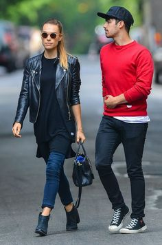 Musician Joe Jonas and his girlfriend Blanda Eggenschwiler spotted out and about in New York City, New York on May 21, 2014. A few days ago ...