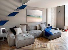 Magnifique appartement à Turin signé Studioata - Journal du Design