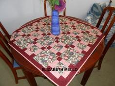 toalha de mesa da Beth
