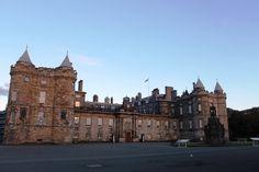 Kraliçe'nin Edinburgh'daki Sarayı