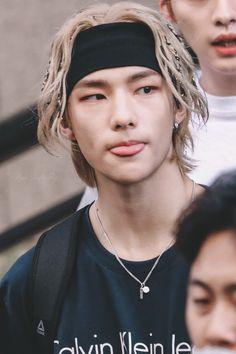 What Is Kpop, Kpop Gifs, Natural Hair Styles, Long Hair Styles, K Idols, Pretty Boys, New Hair, Little Boys, Korean Girl