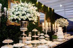 Casamento de Daniella e David www.rosilearochadecoracao.com.br