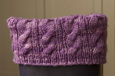 Boot Cuffs!  Free Pattern.-fleece sock like base with knit cuff @ top for loose fitting boots like Wellies
