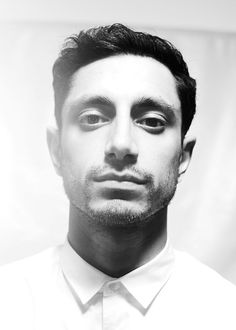 Riz Ahmed photographed by Yuval Hen.