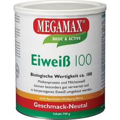 EIWEISS Schoko Megamax Pulver:   Packungsinhalt: 750 g Pulver PZN: 07345883 Hersteller: Megamax B.V. Preis: 22,69 EUR inkl. 7 % MwSt.…