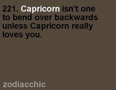 ZodiacChic Post:Capricorn