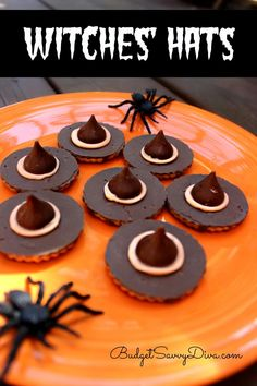Perfect for Halloween! Easy enough for small children PLUS it can be made ahead of time! Done in under 5 minutes