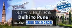 Pune in Maharashtra state. Is a very important city. The town is in the western state of Maharashtra. Pune, India's sixth largest city and is the second largest city  of Maharashtra. You want to book your air ticket from New Delhi To Pune. Please visit our website for more information or call our team for more details 1800 3010 2626.