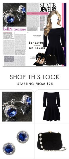 """Diana's Collection with Bella's Treasure"" by emerald-writer-girl ❤ liked on Polyvore featuring Vision, Jonathan Simkhai, Serpui, Gianvito Rossi, fashionista, collection and bellastreasure"