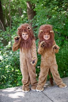 Cowardly lion costume1 2 year lion costumeon hat and tail cute kid costume ideas start practicing your roars solutioingenieria Image collections