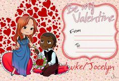 Be my valentine ...  From umkasandiary ... shadowhunters, the mortal instruments, luke garroway, wer, jocelyn fray, jocelyn fairchild