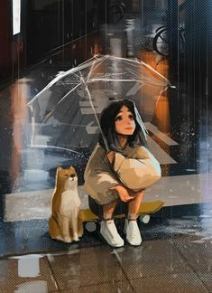 Cartoon Girl Images, Cartoon Girl Drawing, Anime Girl Drawings, Cartoon Art Styles, Girl Cartoon, Anime Art Girl, Cute Drawings, Cute Cartoon Wallpapers, Animes Wallpapers