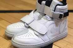First Look At The Air Jordan 1 Retro High Moto White Grey cf20702f8