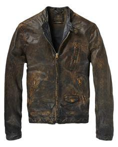 #leatherjacket #character