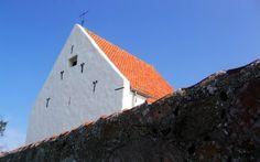 Kyrkan, Kyrkbacken, Ven