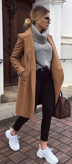 womens fashion teacher polka dots Source by brittg. Trendy Fall Outfits, Casual Winter Outfits, Winter Fashion Outfits, Look Fashion, Stylish Outfits, Autumn Fashion, Spring Outfits, Womens Fashion, Winter Work Fashion