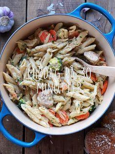 Penne Pasta, Pasta Salad, Easy Dinner Recipes, Chicken, Ethnic Recipes, Food, Crab Pasta Salad, Easy Dinner Recipies, Easy Dinner Party Recipes