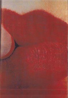 Red Lips - Guy Bourdin