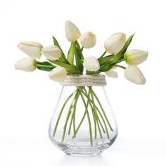Tulip Bunch White