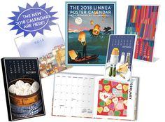 2018 Linnea Calendars