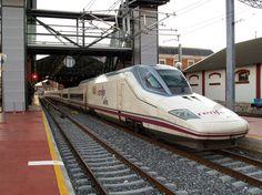 Tren serie 102 de Renfe Operadora, la alta velocidad de Talgo   Suite101