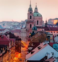 TOP 10 Amazing Photos of The Magnificent Prague