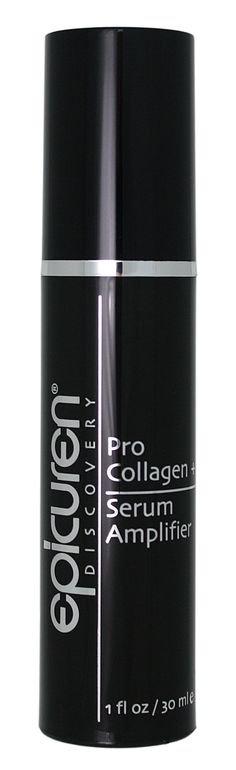 Pro-Collagen + Serum Amplifier   The ultimate age-fighting serum. Fights aging through a multi-tiered approach. This amazing serum gives the skin an immediate youthful, plump appearance, while working long term to correct and prevent the signs of aging.  Alternative Use Tip: Amazing when used as an advanced eye cream or lip treatment after lip exfoliation.