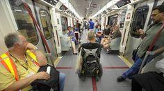 Public in transit