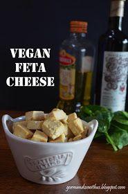 Gormandize: Vegan Tofu Feta Cheese Recipe