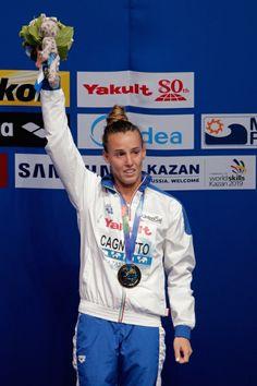 Tania Cagnotto campionessa del mondo dei tuffi da 1 metro