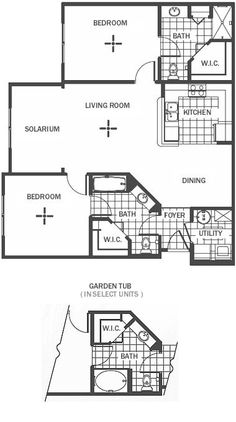 Check Out Our Floor Plans On Pinterest Car Garage Apartments And Bedrooms