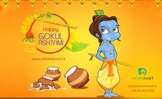 Happy #Gokulashtami to all... :D #WhiteDwarf