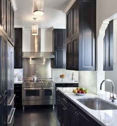 Simply Stunning Black & White Interiors
