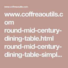 www.coffreaoutils.com round-mid-century-dining-table.html round-mid-century-dining-table-simple-round-dining-table-on-drop-leaf-dining-table