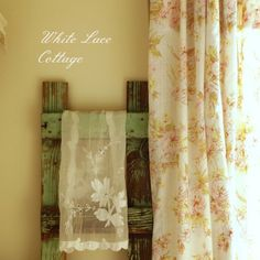 Simple To Make No Sew Curtain