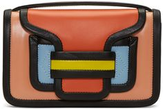 Pierre Hardy - Multicolor Alpha Cross Body Bag