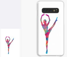 'Ballet Dancer Watercolor, Ballerina, By DAM Creative' Case/Skin for Samsung Galaxy by DAM Creative Ballet Art, Ballet Dancers, Galaxy Phone Cases, Samsung Galaxy, Ballerina, Creative, Watercolor Paintings, Finding Yourself, Christmas Gifts
