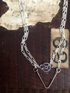 A personal favorite from my Etsy shop https://www.etsy.com/listing/222000614/delicate-one-of-a-kind-handmade-silver