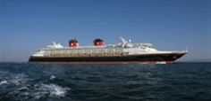 Disney Cruise Line, cruie ship Disney Magic. Track at sea, live, in real time.