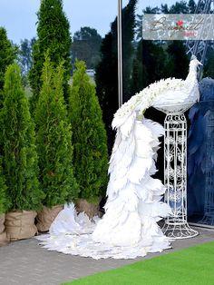 10 самых ярких идей свадебного оформления - сказочная страна от Bouquet