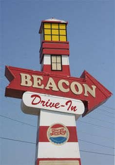 Beacon Drive-In - Ranked 2nd largest Drive In Restaurant in the Nation-Spartanburg South Carolina SC