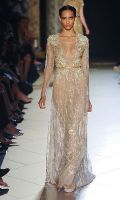 ELIE SAAB 2012-13 HAUTE COUTURE COLLECTION